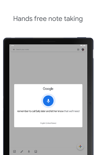 Google Keep - Notes and Lists screenshot 11