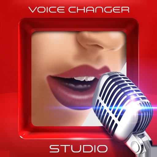 Voice Changer Studio أيقونة