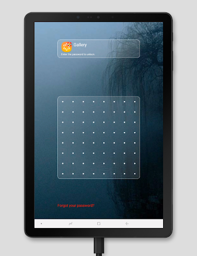 AppLock - Fingerprint 18 تصوير الشاشة