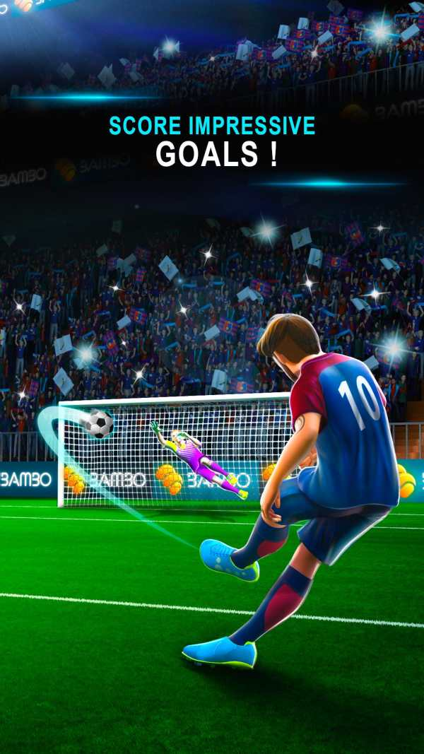Shoot Goal ⚽️ Football Stars Soccer Games 2020 screenshot 3