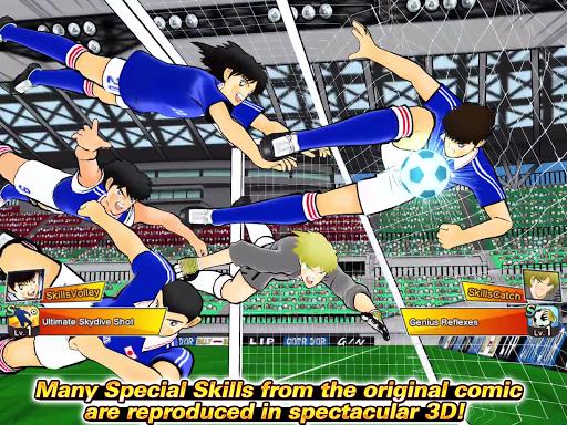 Captain Tsubasa (Flash Kicker): Dream Team स्क्रीनशॉट 15