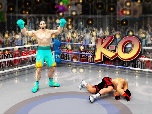 Real Punch Boxing Games: Kickboxing Super Star screenshot 14
