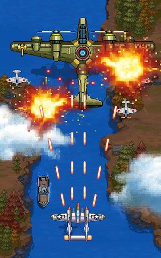 1945 Air Force: Airplane Games screenshot 17