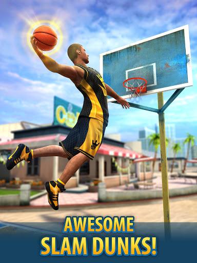 Basketball Stars 10 تصوير الشاشة