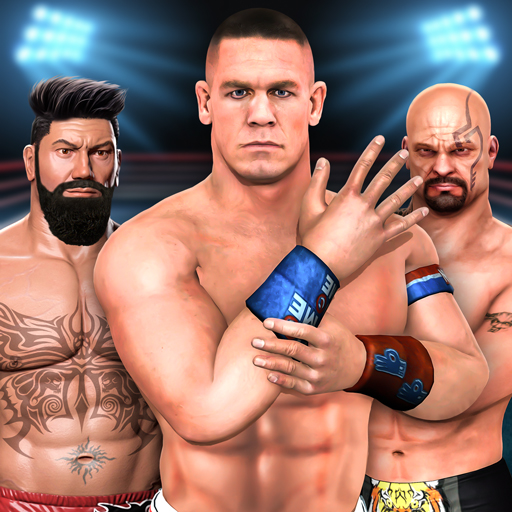 Real Wrestling Stars 2021: Wrestling Games icon