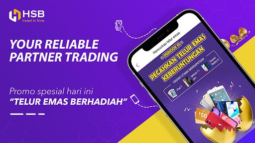 HSB Investasi-Trade forex, logam mulia, Oil, Saham screenshot 5