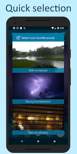 الاصوات من المطر 2 تصوير الشاشة