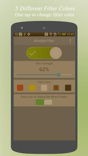Bluelight Filter - Eye Care screenshot 3