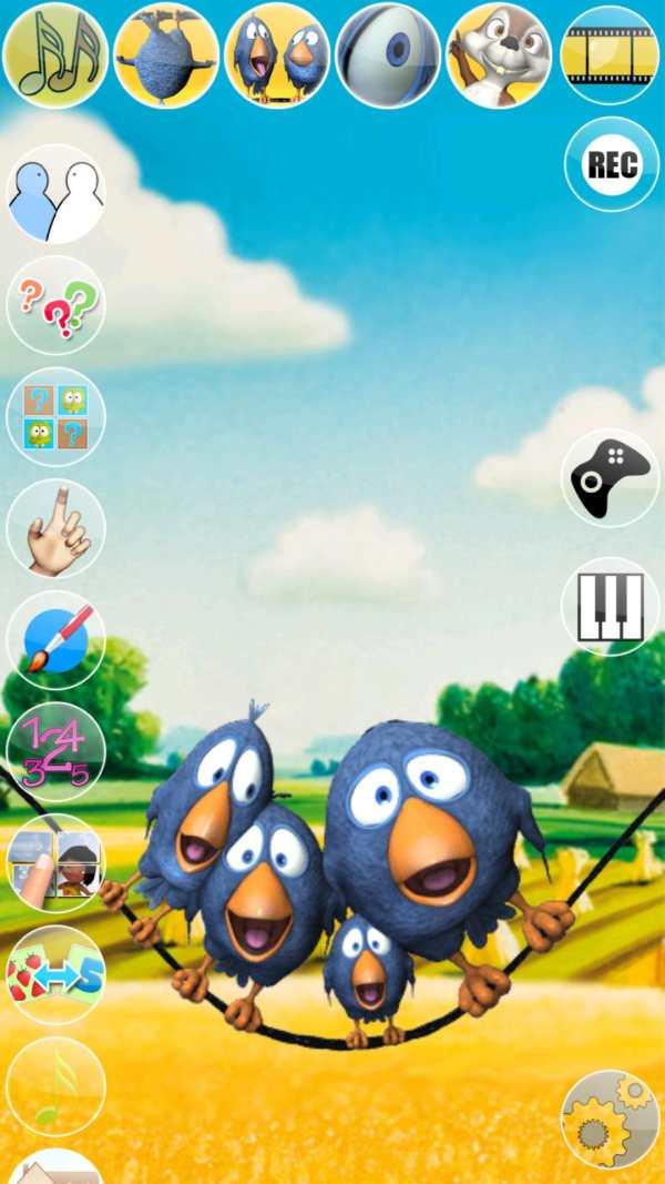 Talking Birds On A Wire screenshot 2
