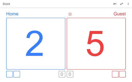 Volleyball Score Simple screenshot 8