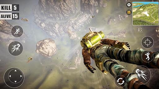 Survival Battleground Free Fire : Battle Royale screenshot 4