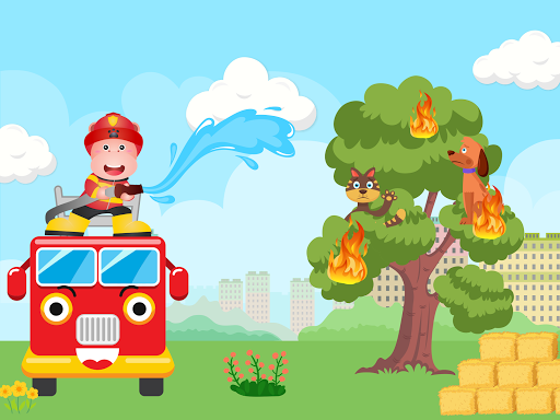 Fireman for Kids screenshot 21