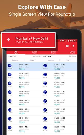 Yatra - Flights, Hotels, Bus, Trains & Cabs 16 تصوير الشاشة