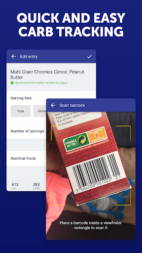 Glucose Buddy Diabetes Tracker screenshot 4