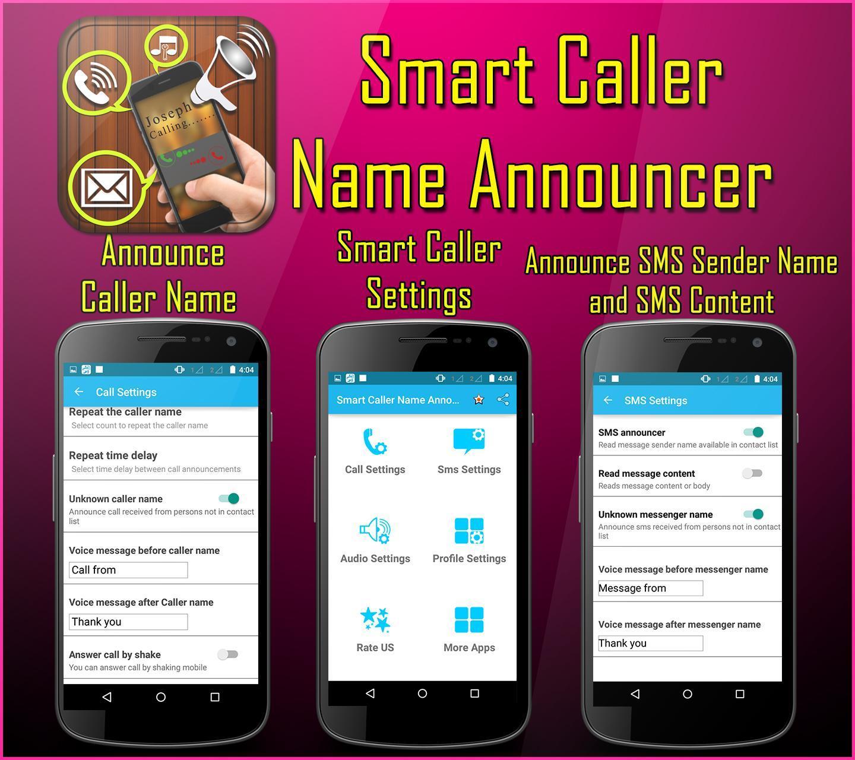 Caller Name Announcer - Speaker - Ringtone maker 13 تصوير الشاشة