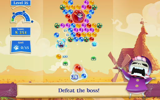Bubble Witch 2 Saga screenshot 14