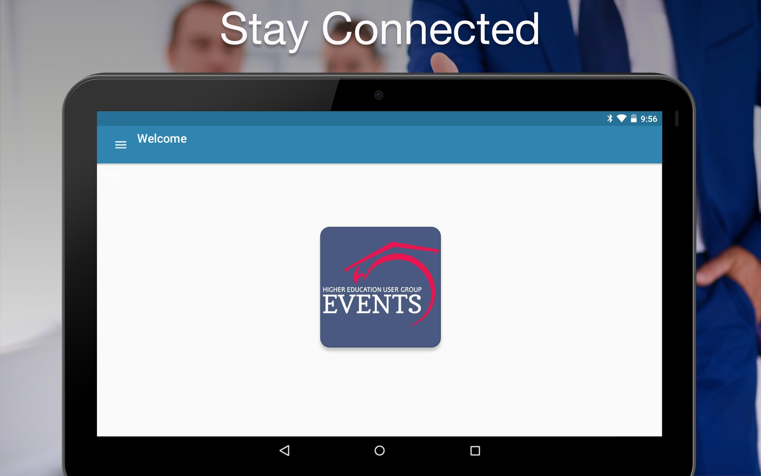 HEUG Events 4 تصوير الشاشة