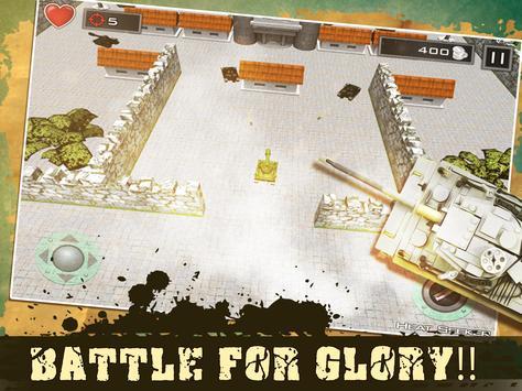 Mini Tank Battle 1 تصوير الشاشة