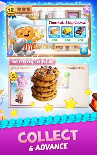 Cookie Jam Blast™ New Match 3 Game | Swap Candy screenshot 4