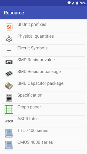 Electronics Toolbox screenshot 4