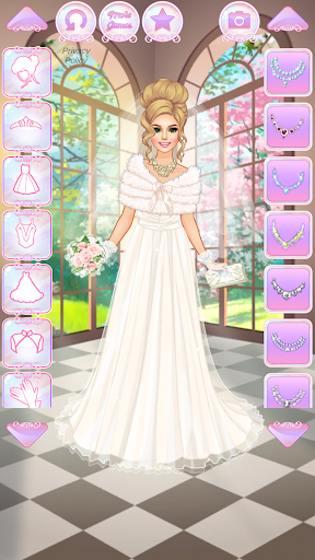 Model Wedding - Girls Games screenshot 3