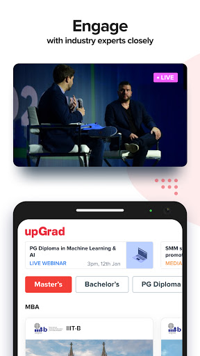 upGrad - Online Learning Courses screenshot 2