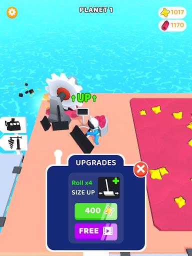 Spiral Craft 3D screenshot 9