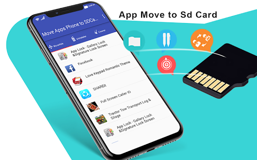 Move Apps Phone to SD card screenshot 11