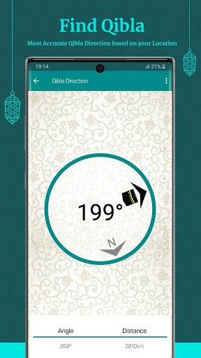 Islam 360 - Prayer Times, Quran , Azan & Qibla 6 تصوير الشاشة