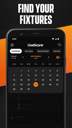 LiveScore: Live Sports Scores screenshot 7