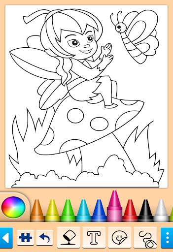 Painting and drawing game screenshot 6