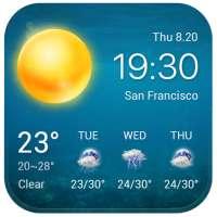 القطعة توقعات الطقس on 9Apps