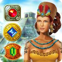 Treasure of Montezuma - 3 in a row games free on 9Apps