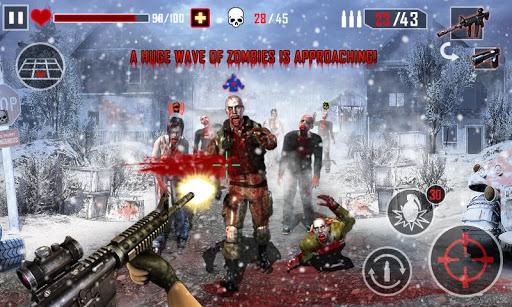 Zombie Killing - Call of Killers 1 تصوير الشاشة