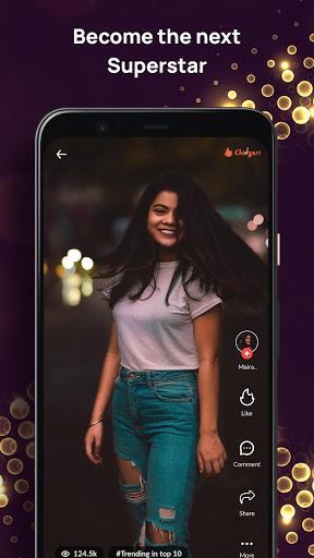 Chingari - Original Indian Short Video App 6 تصوير الشاشة