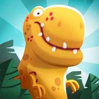 Dino Bash - Defesa de Torres dos Dinossauros on 9Apps