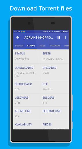 IDM Lite: Music, Video, Torrent Downloader screenshot 12
