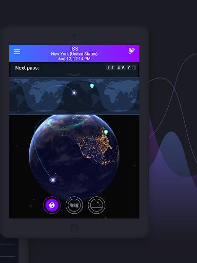 Satellite Tracker by Star Walk screenshot 7