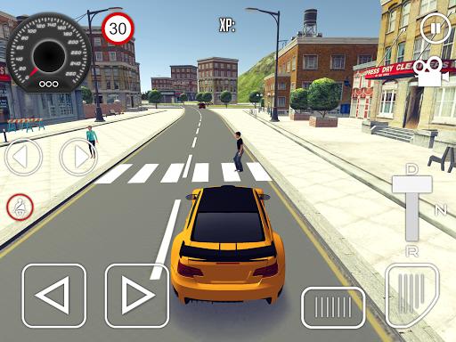 Driving School Simulator 2020 13 تصوير الشاشة