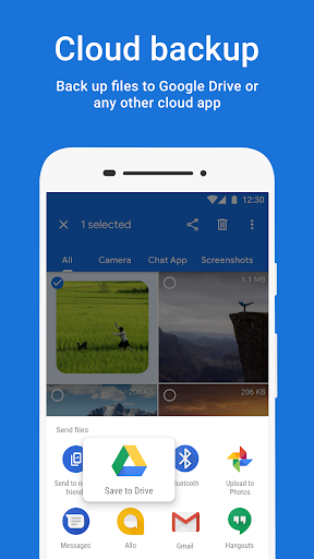 Files by Google: Clean up space on your phone screenshot 6