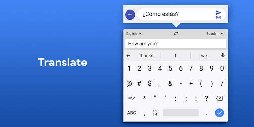 Gboard - the Google Keyboard screenshot 8