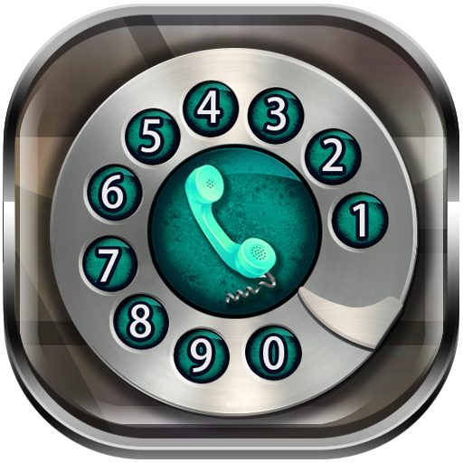 Old Phone Dialer Keypad icon