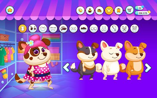 Duddu -حيواني الأليف الافتراضي 17 تصوير الشاشة