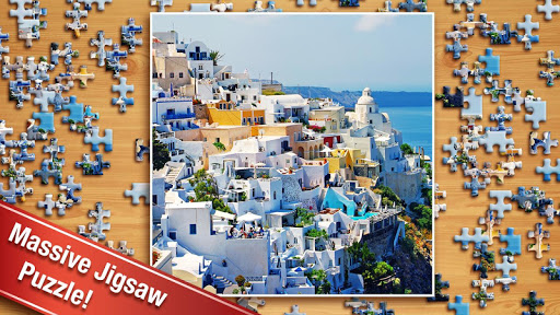 Jigsaw Puzzle 5 تصوير الشاشة