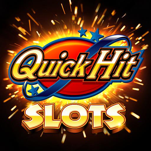ألعاب ملهى Quick Hit - لعب ماكينات حظ مجانية أيقونة