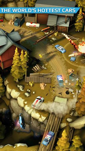 Smash Bandits Racing screenshot 12