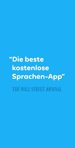 Duolingo: Sprachkurse kostenfrei screenshot 1