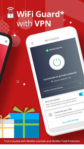 Mobile Security: VPN Proxy & Anti Theft Safe WiFi screenshot 3