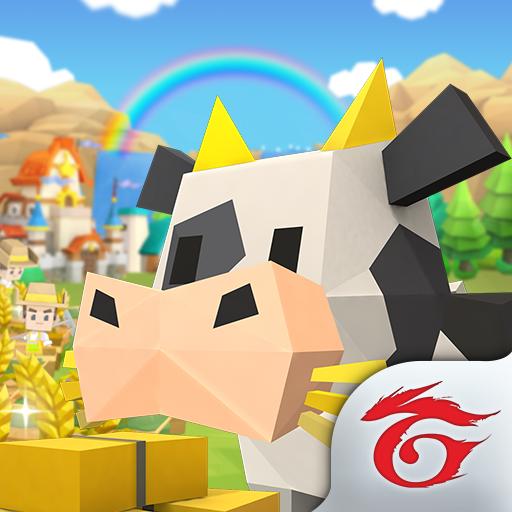 Garena Fantasy Town - ฟาร์มสนุกสุดคิวบ์ icon