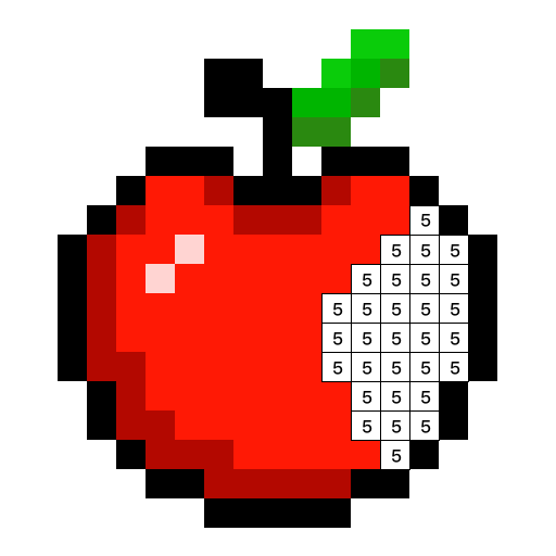 Draw.ly - Color by Number Pixel Art Magic Coloring icon